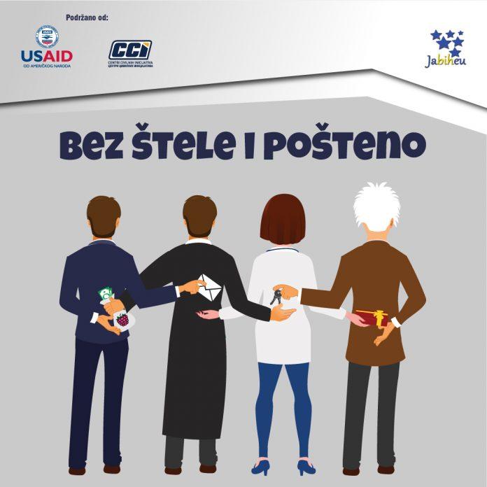 """Mladi kažu da korupcija nije u """"DNK"""" bosanskohercegovačkog društva"""